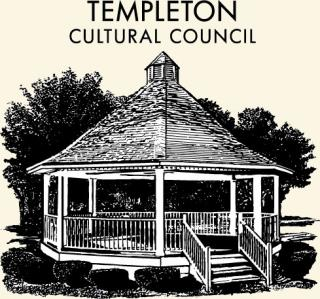 Templeton Cultural Council graphic of gazeebo